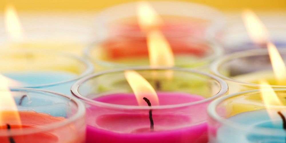 What are Scented Candles Good For